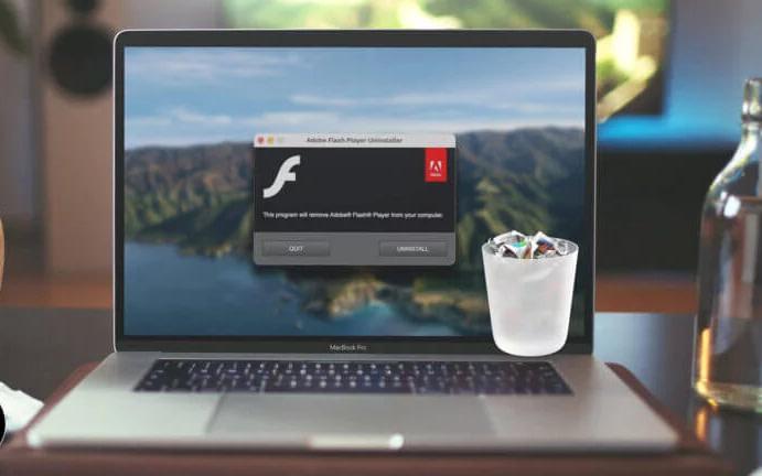 كيفية إلغاء تثبيت Adobe Flash Player على جهاز Mac