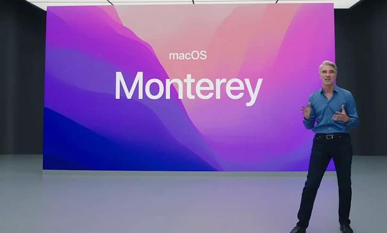 تقدم Apple نظام التشغيل macOS Monterey