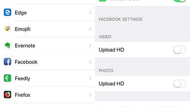 طريقة رفع الصور بدقة HD على فيسبوك من جهاز الأيفون