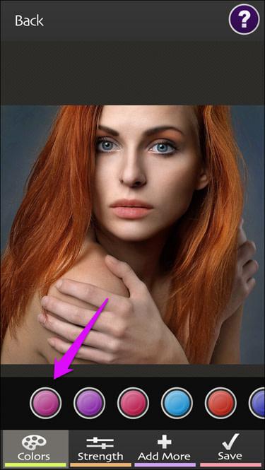 iOS Apps to Change Hair Color 5 4d470f76dc99e18ad75087b1b8410ea9