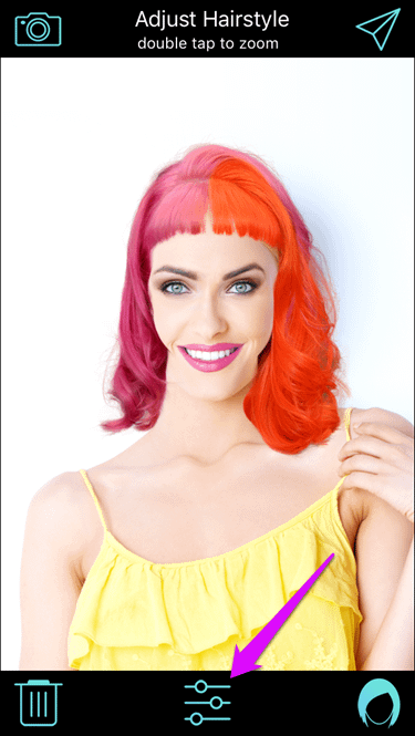 iOS Apps to Change Hair Color 8 4d470f76dc99e18ad75087b1b8410ea9