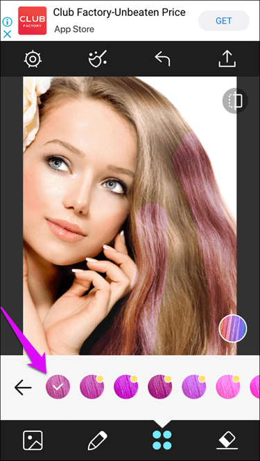iOS Apps to Change Hair Color 3 4d470f76dc99e18ad75087b1b8410ea9