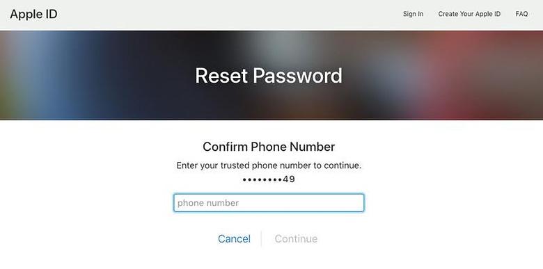 كيفية إعادة تعيين كلمة مرور حساب آبل على الآيفون أو الآيباد أو الماك أو تطبيق الدعم