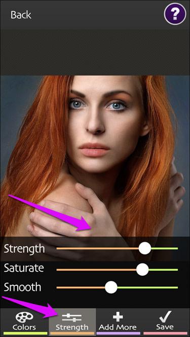 iOS Apps to Change Hair Color 4 4d470f76dc99e18ad75087b1b8410ea9