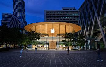 تجاوزت عائدات Apple أكثر من 100 مليار دولار لأول مرة