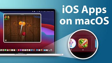 كيفية تثبيت تطبيقات iPhone أو iPad على M1 Mac