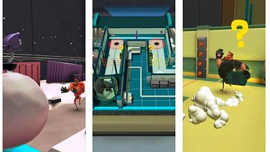 أحدث إضافة من Apple Arcade هي لعبة Secret Oops